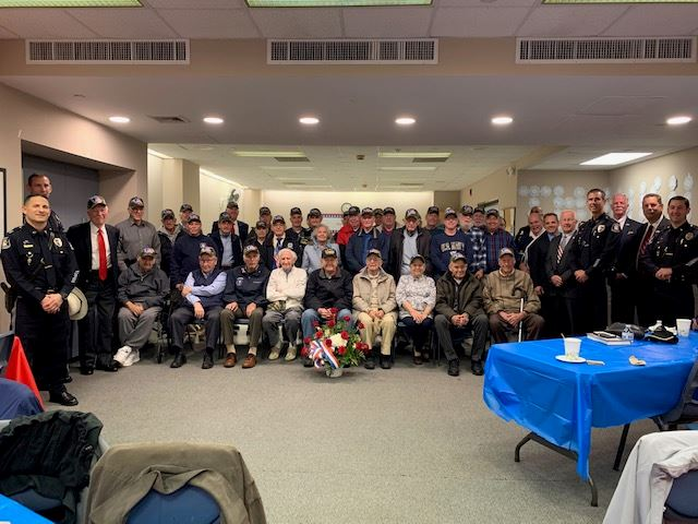 Veterans Day Ceremony 2019